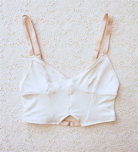 New Elma Crop Ori Sancaka for summer layering crop tops and bralettes by elma