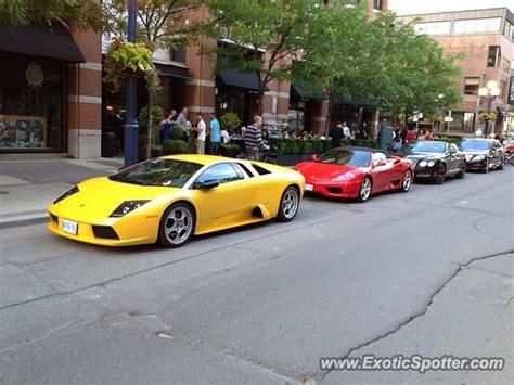 Lamborghini Of Toronto Lamborghini Murcielago Spotted In Toronto Canada On 06 05