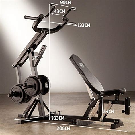 marcy pro pm4400 leverage home multi and bench hiit