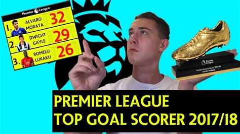 epl top scorer barclays premier league top scorers table brokeasshome com
