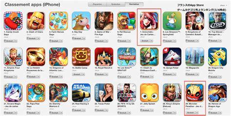 aeria mobile ポケラボとaeria mobile 2タイトルが仏国app store売上ランキングで上位 栄光のガーディアン