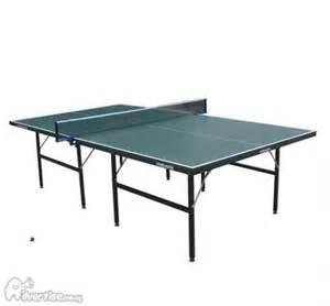 table tennis table ping pong advertise ng