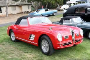 Alfa Romeo 6c 2500 1939 Alfa Romeo 6c 2500 Sport Supercars Net