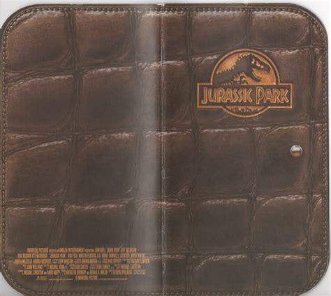 Fossil Tome Set Box Coklat jurassic park box sets park pedia jurassic park