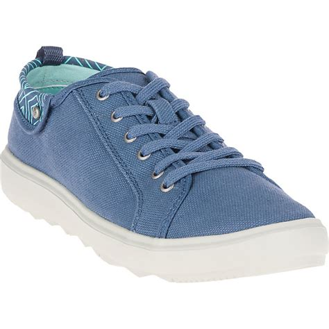 merrell s around town city lace canvas shoe mountain steals