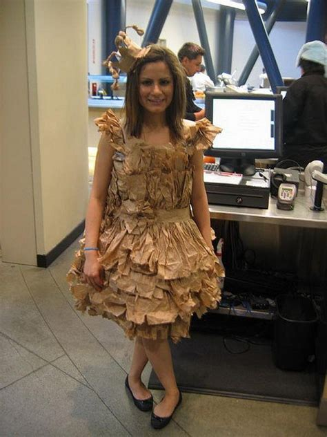 paper bag princess diy paper bag costume ideas http