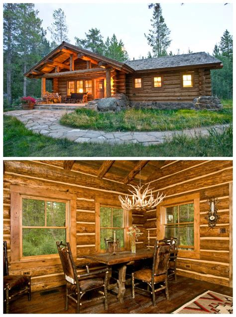 log cabin log cabin wood interior the 17 best log cabins bob vila