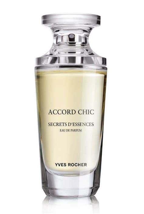 Parfum Vitalis Femme Chic accord chic yves rocher perfume a new fragrance for 2016