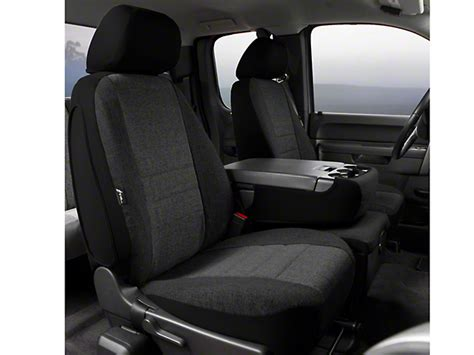 seat covers for f150 bench seat fia f 150 custom fit tweed front 40 20 40 seat cover