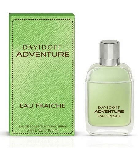 Parfum Davidoff Adventure adventure eau fraiche cologne for by davidoff