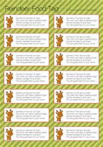 reindeer food the organised housewife