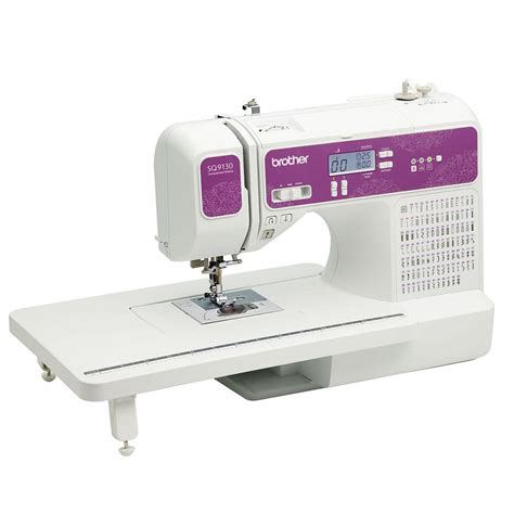 sewing machine table amazon sq9130 computerized sewing quilting machine