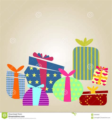 graphic designer gifts gift boxes royalty free stock photo image 34800865
