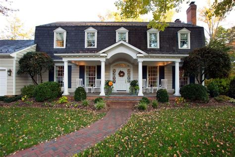 mansard roof the comeback of the mansard roof and its
