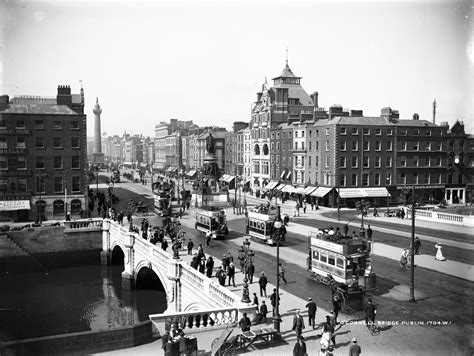 rubber st company dublin high res photos of dublin from 100 years ago