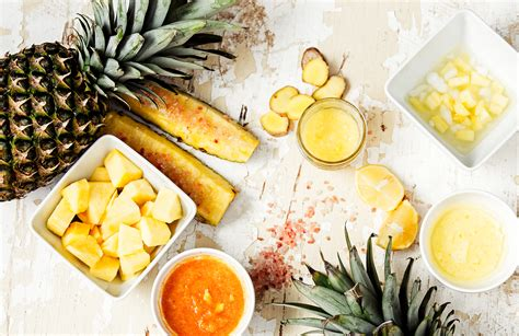 Pineapple I Mommyi 7 ways to use pineapple the chriselle factor