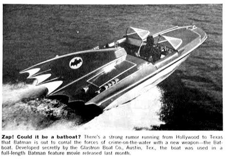bat boat austin batboat history gotham city