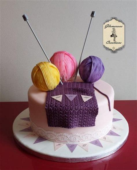 knitting cake knitting cake all edible and well done cakes