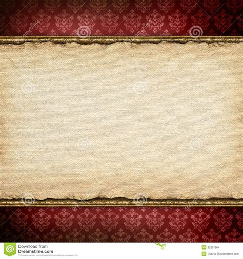 background paper template handmade paper sheet on patterned background stock photo
