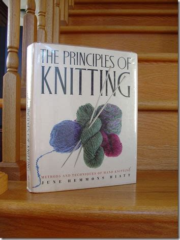 principles of knitting how to remove sticky glue from knitting book dust jacket