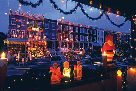 English Country Home Decor christmas crazy neighborhoods gac