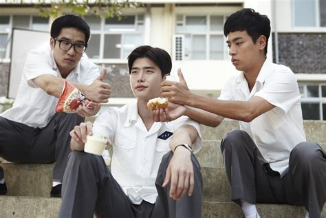 download film lee jong suk hot young bloods photos added new stills for the upcoming korean movie