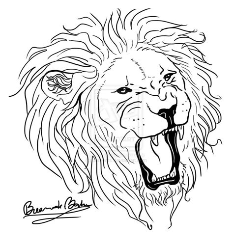easy lion tattoo designs lion tattoo by juments on deviantart