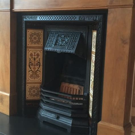 How To Restore Cast Iron Fireplace by Ironwright Cast Iron Fireplace Restoration Essex