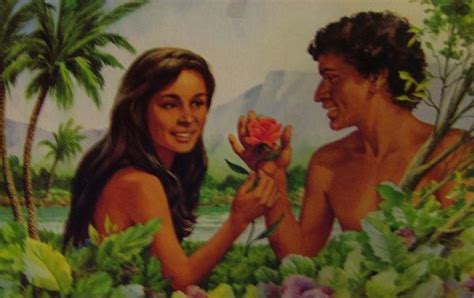 adam  eve married   garden  eden