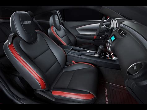 Cars With Interiors by 2011 Chevrolet Camaro Flash Show Car Interior