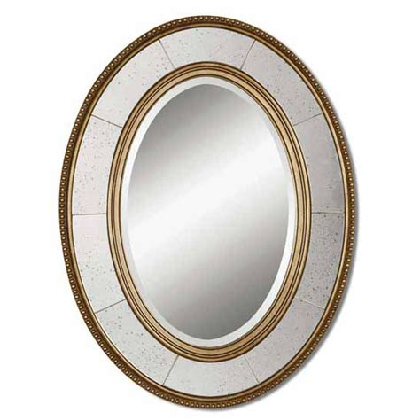 Uttermost Mirrors Oval by Free Shipping On Uttermost Lara Oval Mirror Homecomforts