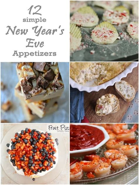 kid friendly appetizers new year s family friendly new year s ideas