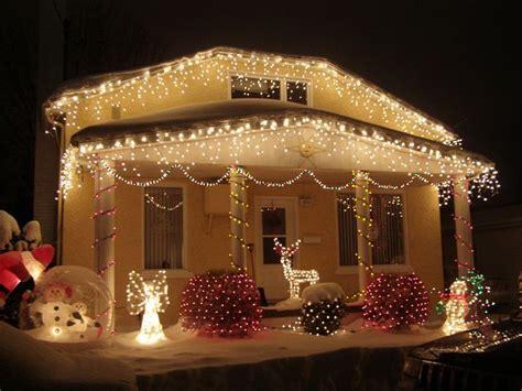 decoracion de casas para navidad exteriores decoraci 243 n para la casa en navidad