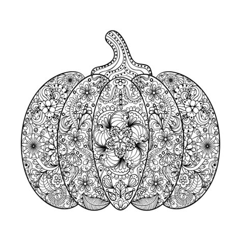 free pumpkin coloring pages for adults pumpkin coloring page kidspressmagazine com