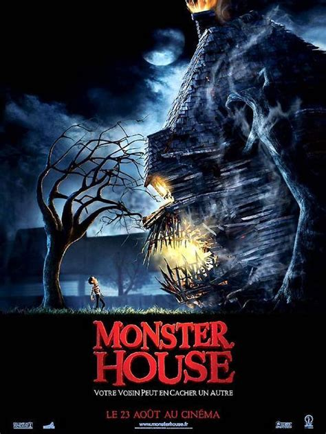 moster house monster house images monster house hd wallpaper and