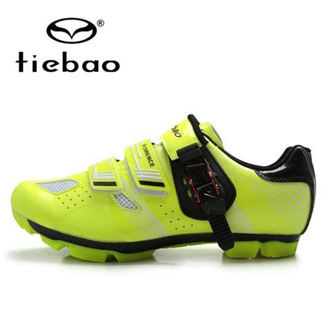 carbon mountain bike shoes tb15 b1330 green high quality news tiebao cycling shoes