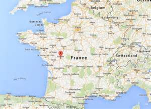 where is poitiers on map of world easy guides
