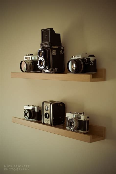 vintage camera home decor 20 best camera collecting display images on pinterest