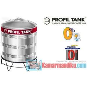 Tangki Air Stainless Profil Tank Ps 6000 Kaki Toren Tandon ps 6000 toko perlengkapan kamar mandi dapur