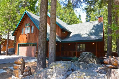 Shaver Lake Cabin Rentals by Trails End Cabin Shaver Lake Rental In Shaver Lake Ca