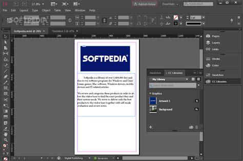 layout o design da página impressa download rb downloads adobe indesign cc programa completo e mac