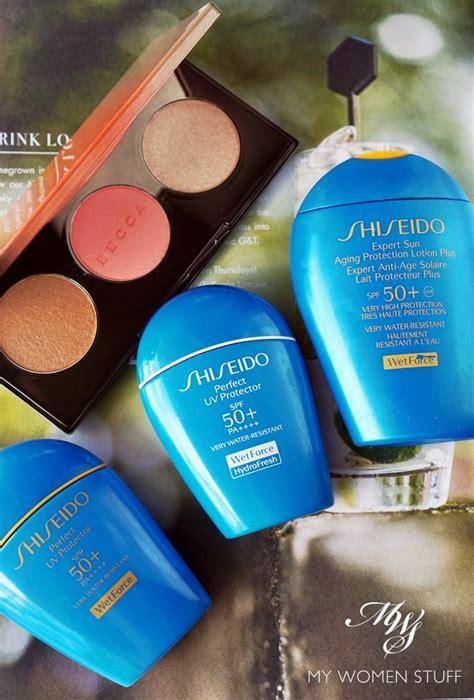 Shiseido Uv Protector review shiseido uv protector hydrofresh spf50 pa