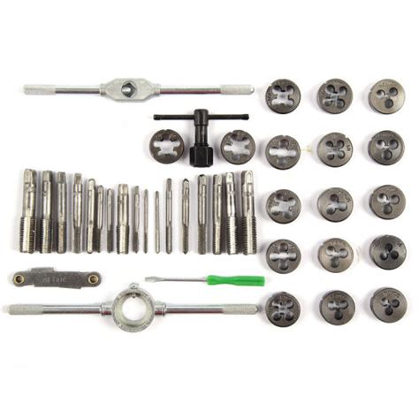 Tap And Die Set 40pcs Spottap Snai Set 40pcs 40pcs metric m3 to m12 tap and die set for sale in swords dublin from tranceman