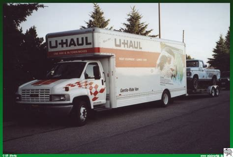 gmc u haul 28 images the truck brand war score or page