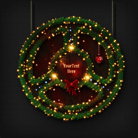 christmas tree photoshop creator by psddude graphicriver