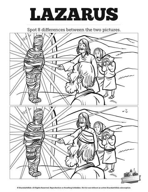 coloring pages of jesus and lazarus free coloring pages jesus raises lazarus jesus raises