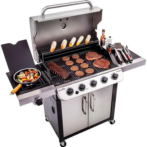 Cabinet Balzano by 5 Burner Gas Grill Char Broil Cabinet Charbroil Liquid