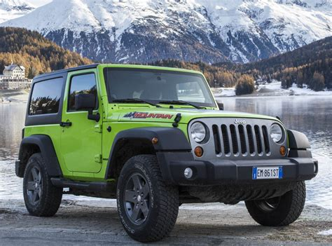 Jeep Wrangler Mountain by Jeep Wrangler Mountain Special Edition Html Autos Post