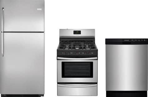 3 piece kitchen appliance package frigidaire frreradw37 3 piece kitchen appliances package