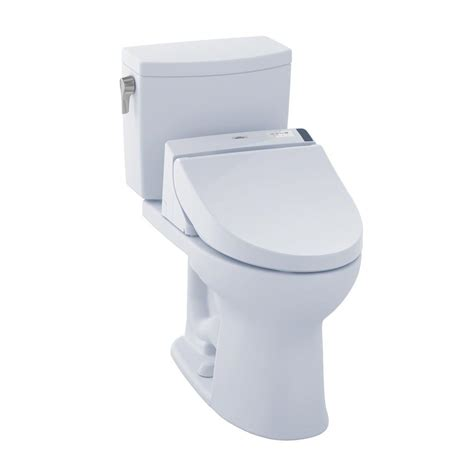 2 In 1 Toilet And Bidet by Toto Ii Connect 2 1 0 Gpf Elongated Toilet